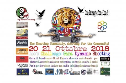 Eventi: Leo's Challenge, gara di tiro dinamico