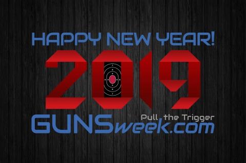 GUNSweek.com wishes you a Happy New Year!