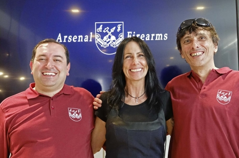 Arriva la Arsenal Firearms Academy!