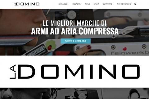 Il nuovo sito di La Domino