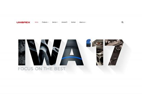 The all new Umarex website!