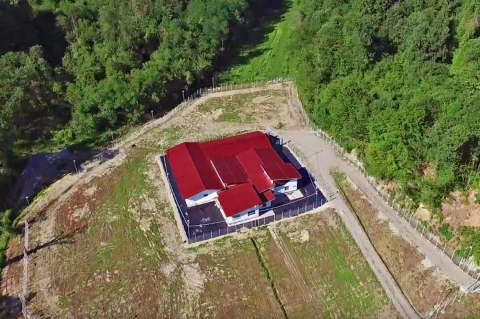 Prima Armi inaugurates a news ammunition depot