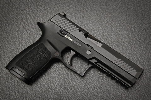 Voluntary Upgrade Program starts for the SIG Sauer P320 pistol