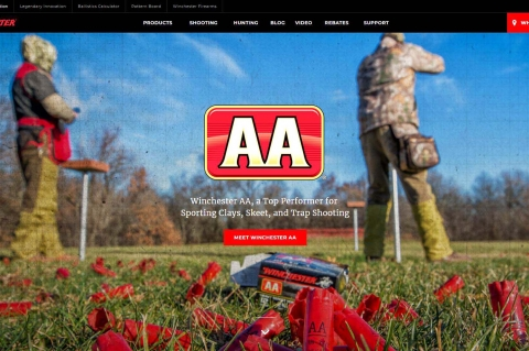 New Winchester Ammunition Web Site and Enhanced Ballistics Calculator