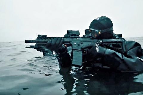 The AR-15 platform from Schmeisser Germany