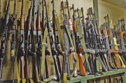 Legge: confisca obbligatoria delle armi ed oblazione