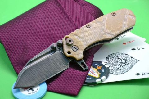 Wander Gentleman Ti: il Gentleman Knife secondo Wander Tactical