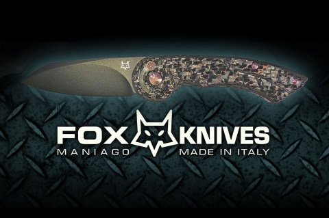FOX Knives Radius e Core, due nuovi coltelli da Maniago