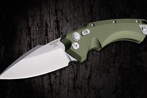 Hogue introduces the new EX-A05 automatic knives