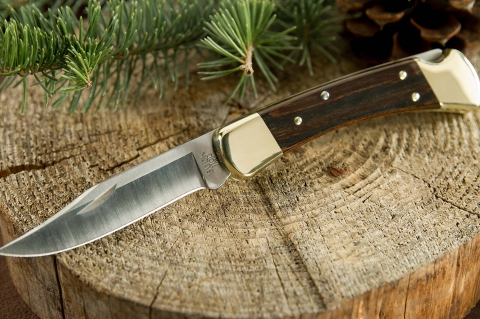 Buck Knives 110 and 112 folding knives: new options for 2019