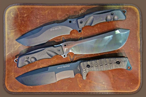FOX Knives is a leading brand in industrial knives manufacturing all over the World