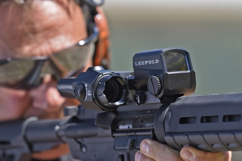 Leupold D-Evo and LCO