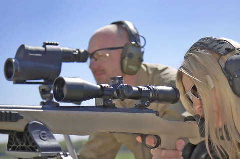 Sightmark Citadel rifle scopes series