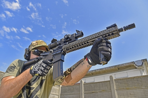 Vortex Strike Eagle 1-6x24: il variabile per l'AR