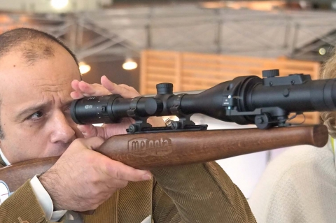 MEOPTA's new optical sights at IWA 2018