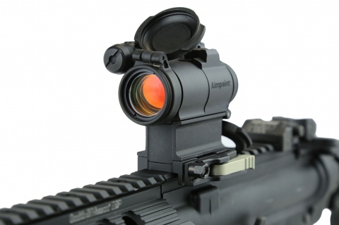 Aimpoint CompM5: the new professional sight