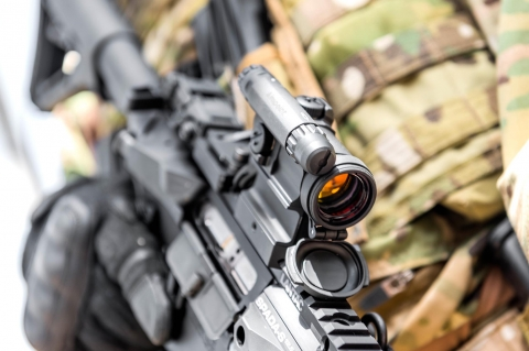 The Swedish army places new contract with Aimpoint