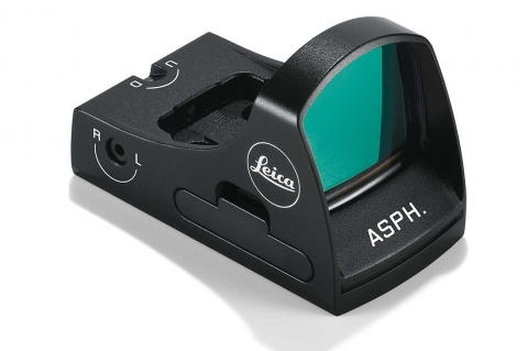 Leica Tempus ASPH: la summa del red dot