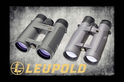 Leupold introduces the BX4 Pro Guide HD and BX5 Santiam HD binoculars
