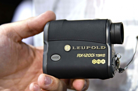 Leupold RX-1200i TBR/W Rangefinder with DNA