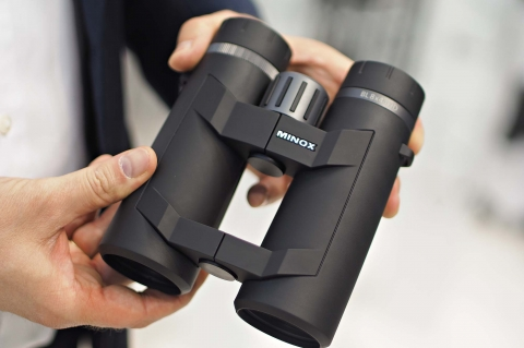 The new Minox BL 8x44 HD binocular