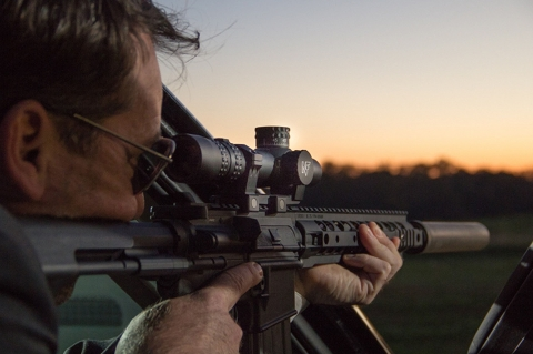 New Nightforce NX8 line of riflescopes and the new ATACR 1-8x24 F1