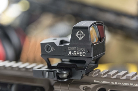 Sightmark Core Shot A-Spec reflex sight