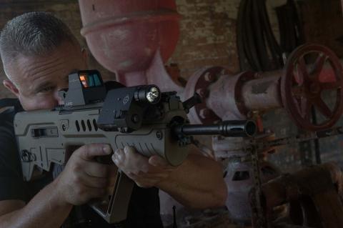 Sightmark RAM Ultra Shot line of reflex sights