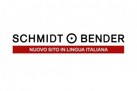 Sito Schmidt & Bender ora finalmente anche in italiano!