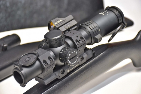 Falke optics now available in the United States also