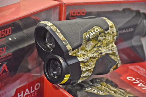 HALO Optics new laser rangefinders