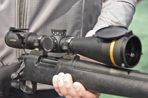 The new Leupold VX-6HD riflescopes line