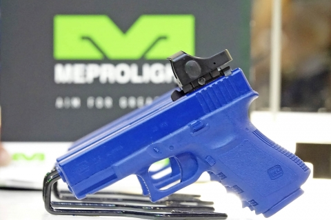 New Meprolight Sight Systems for pistols