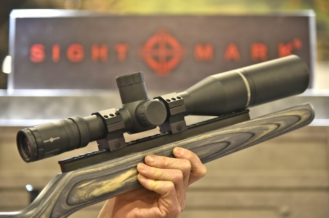 Sightmark Pinnacle 3-18x44 TMD
