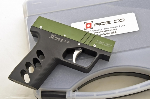 AceCo 'Micro-Shot': the precision pepper spray dispenser