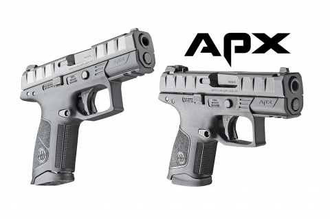 Beretta APX Compact and APX Centurion