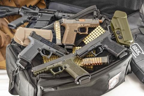Voglia di armi custom? con Brownells si può fare