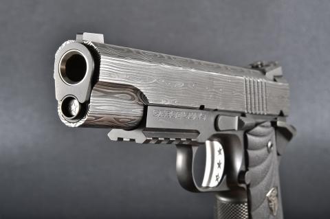 "Cabot Guns ""The Ultimate Bedside 1911"""