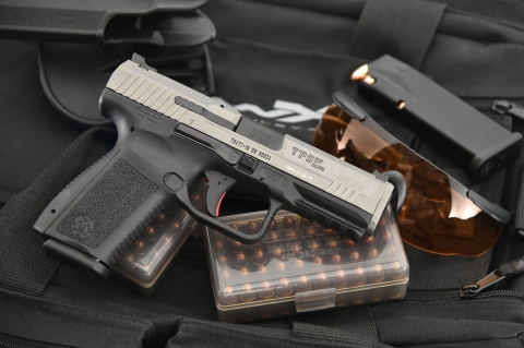 Canik TP9 SF Elite: l'alternativa