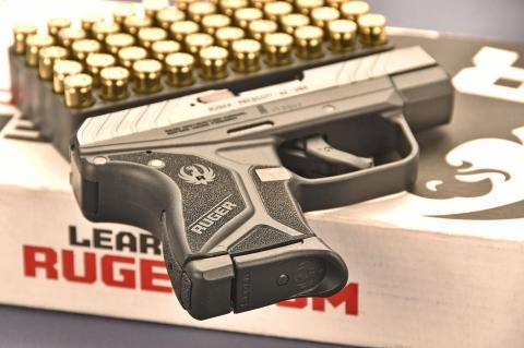 Pistola Ruger LCP II  calibro .380 ACP