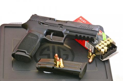 Sig Sauer P320 calibro 9mm