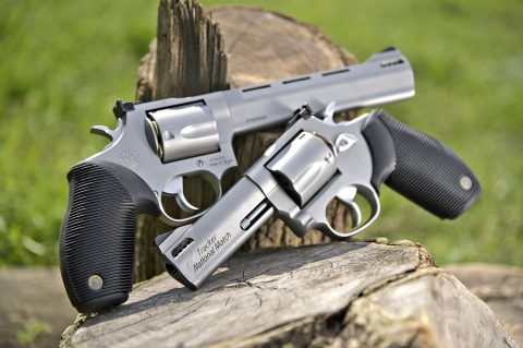 Taurus Tracker National Match .44 Magnum