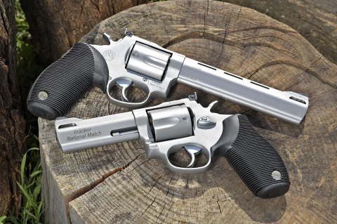 Taurus Tracker National Match .44 Magnum revolver
