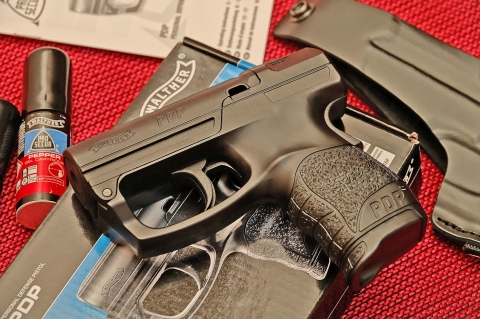 Walther PDP: la pistola al peperoncino di Umarex