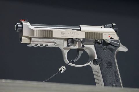 Beretta 92X Performance: Race Gun in stile gardonese