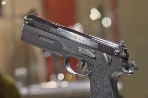 FK Brno PSD: the powerful multicaliber pistol