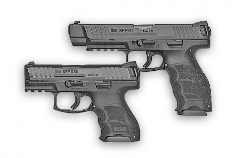 Heckler & Koch introduces new SFP9 pistol variants