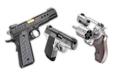 Kimber's new handguns at IWA 2019