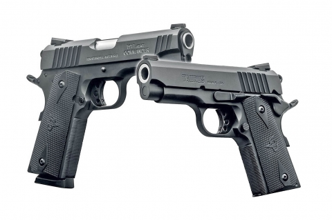 Nuove pistole Taurus 1911 Commander e Officer