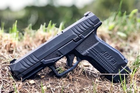 AREX teases the REX Delta pistol